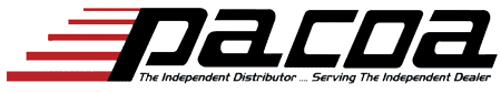 PACOA - The Independent Distributor .... Serving The Independent Dealer